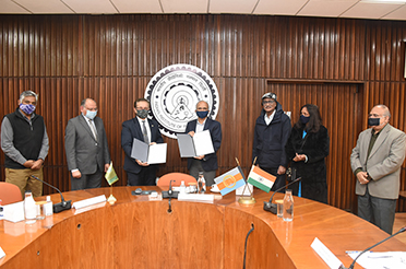 IIT Delhi, African-Asian Rural Development Organization Sign MoU for Agricultural and Rural Development