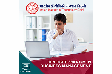 Certificate Programme in 'Business Management'