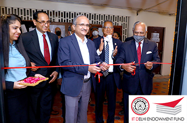 IIT Delhi Inaugurates Endowment Centre and Foundation Office