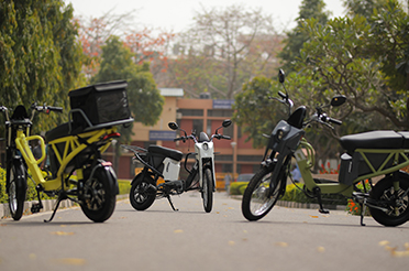 Geliose Mobility, an IIT Delhi incubated startup, launches 'HOPE', an affordable electric scooter for last mile delivery and personal commute