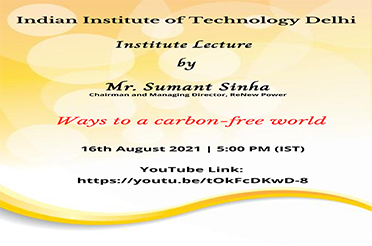 Institute Lecture on