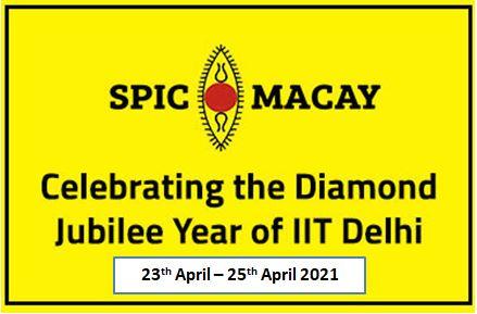 SPIC MACAY is celebrating the IIT Delhi Diamond Jubilee year