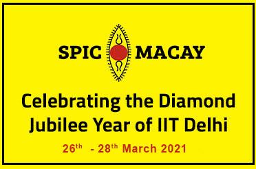 SPIC MACAY Celebrating the Diamond Jubilee Year of IIT Delhi