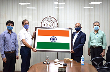 IIT Delhi Startup SWATRIC Collaborates with Flag Foundation of India to Develop Advanced Textile Solution for National Flag