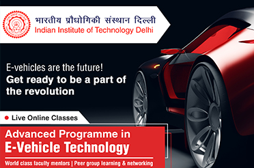 Advanced Programme in E-Vehicle Technology