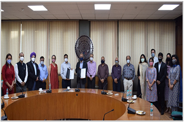 National Health Authority and Indian Institute of Technology Delhi join hands to scale high-potential healthcare innovations
