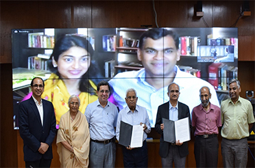 IIT Delhi Establishes Chairs to Support Research in Microelectronics & VLSI Design and Geotechnical & Geo-Environmental Engineering