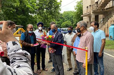 Rapid Antigen Testing Facility for COVID-19 Inaugurated at IIT Delhi