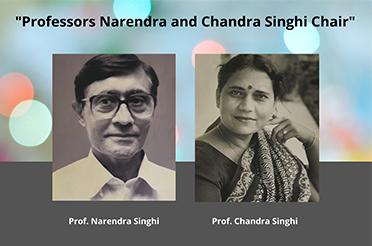 IIT Delhi Establishes Professors Narendra and Chandra Singhi Chair Endowed by Alumnus